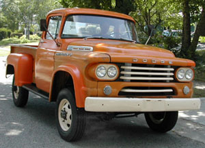 Eric S Dodge Power Giant Power Wagon Page