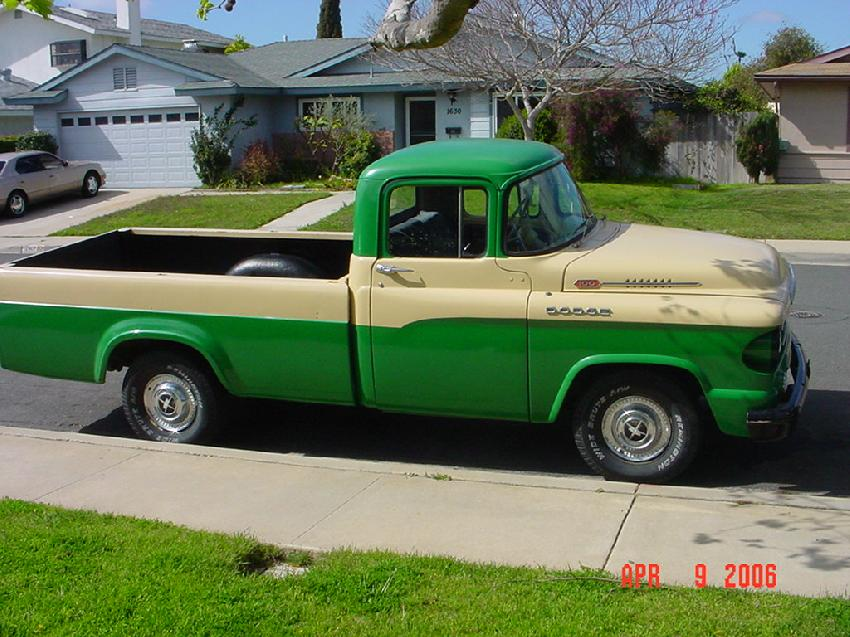 1958 Gmc Truck For Sale Craigslist >> 1958 Dodge Craigslist | Autos Post